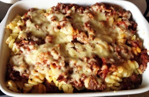 Sour Cream Pasta Bake