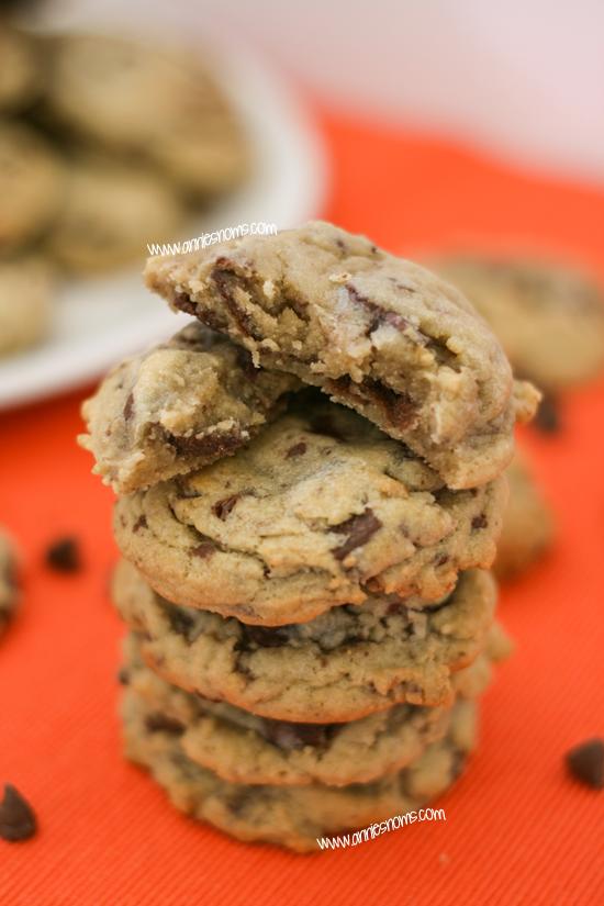 Perfect Chocolate Chunk Cookies