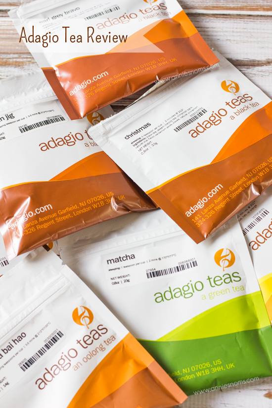 Adagio Tea Review | Annie's Noms