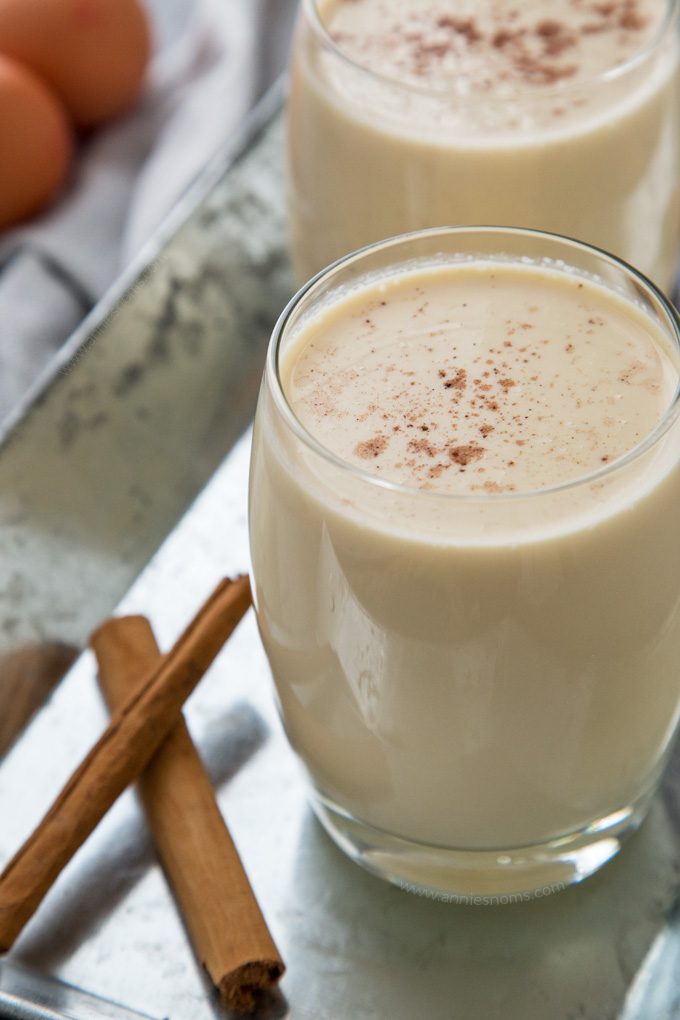 Old Fashioned Eggnog Recipe With Alcohol